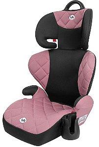 Cadeira para Carro Triton (até 36 Kg) - Rosa - Tutti Baby
