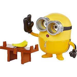 Boneco Minions Barulhentos e Bagunceiros Bob - Mattel