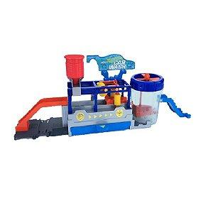 Pista Mega Lava Rápido (+4 anos) - Hot Wheels - Mattel