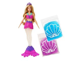 Barbie Sereia Dreamtopia Slime - Mattel