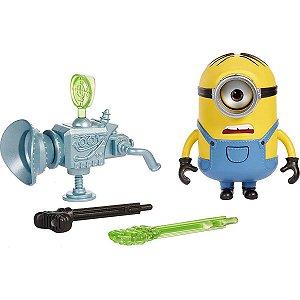 Boneco Minions Barulhentos e Bagunceiros Stuart - Mattel