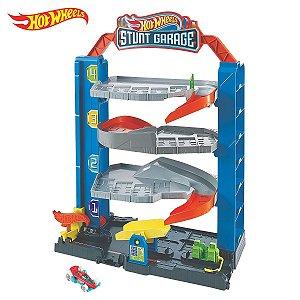 Pista Garagem De Manobras Hot Wheels - Mattel