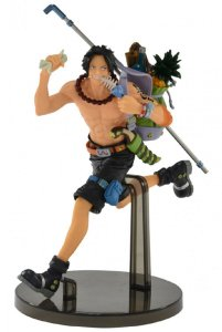 Boneco One Piece - Portgas D. Ace - Bandai