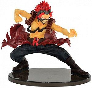 Action Figure - Eijiro Kirishima (Red Riot) - My Hero Academy - Bandai Banpresto