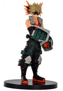 Action Figure - My Hero Academy - Katsuki Bakugo - Bandai Banpresto