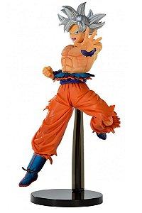 Action Figure - Dragon Ball Super - Goku Ultra Instinto Superior - Bandai Banpresto