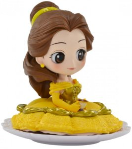 Action Figure - Princesa Bela - Disney - Bandai Banpresto