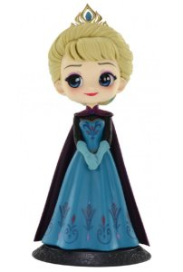 Action Figure - Elsa - Frozen - Disney - Bandai Banpresto