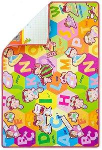 Tapete de Atividades Dupla Face (+0M) - Sopa de Letrinhas - Comtac Kids