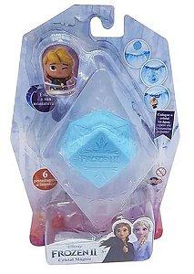 Figura Colecionável Cristal Mágico Frozen Kristoff - Toyng