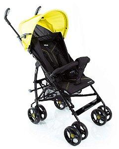 Carrinho de Bebê Umbrella Spin Neo (até 15 kg) - Yellow Sun - Infanti