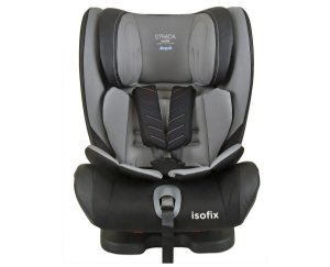 Cadeira Para Auto Strada Isofix - Black Gray  - Burigotto