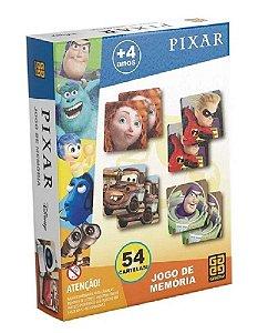 Jogo da Memória com 27 Pares (+4 anos) - Pixar - Grow