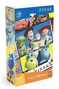 Quebra Cabeça Pixar - 150 Peças - Grow