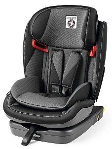 Cadeira Para Auto Viaggio 1-2-3 Via Crystal Black Peg Pérego