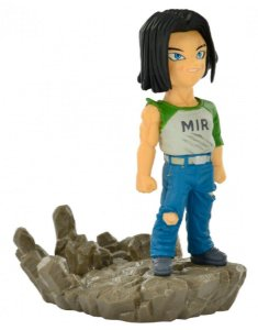 Boneco Dragon Ball Super - Android 17 - Bandai