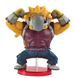 Action Figure - Oozaru Cumber - Dragon Ball Heroes - Bandai Banpresto