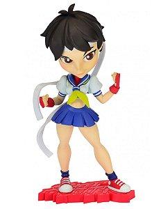 Boneco Street Fighter - Sakura - Cryptozoic