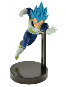 Action Figure - Dragon Ball Super - Vegeta Super Sayajin - Bandai Banpresto