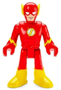 Boneco Imaginext (+3 anos) - Flash - Super Friends - DC Comics - Fisher Price