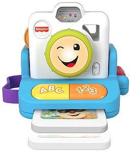 Câmera Sorrisos Aprender e Brincar (+6M) - Fisher Price