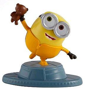 Mini-Figura - Bob - Os Minions - Disney - Mattel