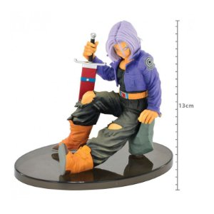 Figure Dragon Ball Z - Trunks - World - Bandai