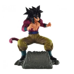 Action Figure - Goku Super Sayajin - Dragon Ball Z - Bandai Banpresto