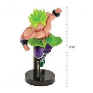 Action Figure - Dragon Ball Super - Broly Super Sayajin - Bandai Banpresto