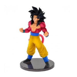 Action Figure - Goku Super Sayajin - Dragon Ball GT - Bandai Banpresto