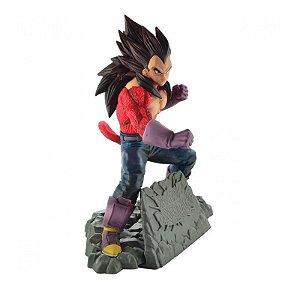 Action Figure - Vegeta Super Sayajin - Dragon Ball GT - Bandai Banpresto