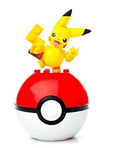 Blocos de Montar (+3 anos) - Mega Construx Pikachu - Pokémon - Mattel