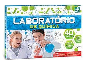 Jogo Laboratório de Química (+10 anos) - NIG Brinquedos