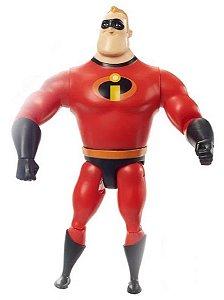Boneco Articulado (+3 anos) - Sr. Incrível - Os Incríveis - Mattel