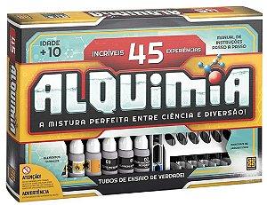 Jogo Alquimia com 45 Experiências (+10 anos) - Grow
