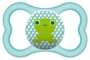 Chupeta Air (6+ meses) Sapo Verde  - MAM