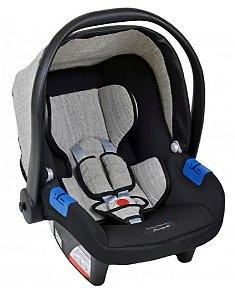 Bebê Conforto Touring X Mesclado Cinza (Até 13 Kg) Burigotto