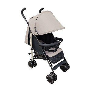 Carrinho para Bebê Park (0 à 15kg) Bege - Voyage
