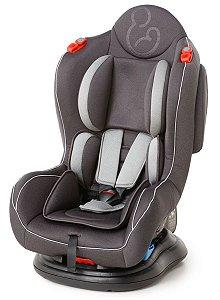 Cadeira para Carro Luke (até 25 kg) - Grafite - Galzerano