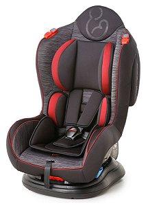 Cadeira Para Auto Luke Preto Cinza (0 à 25 Kg) - Galzerano