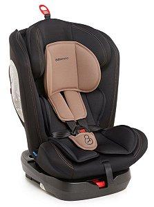 Cadeira para Carro Lina (até 36 kg) - Cappuccino - Galzerano