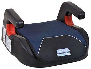Assento para Carro Booster Protege (até 36 kg) - Mesclado Azul - Burigotto