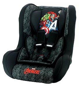Cadeira para Auto Trio (até 25 kg) - Os Vingadores - Marvel - Team Tex
