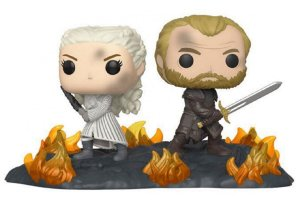 Boneco Game Of Thrones Daenerys E Jorah Pop - Funko