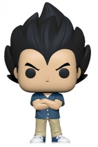 Boneco Dragon Ball Super Vegeta Pop - Funko