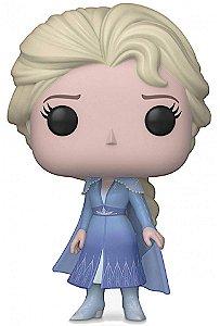Boneca Frozen 2 Elsa Pop - Funko