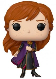 Action Figure - Anna - Frozen - Disney - Pop! Funko