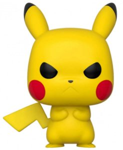 Action Figure - Pikachu - Pokemon - Pop! Funko