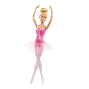 Barbie Bailarina (+3 anos) - Loira - Mattel