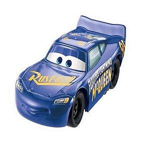 Carrinho Relâmpago McQueen Azul (+3 anos) - Carros - Disney Pixar - Mattel